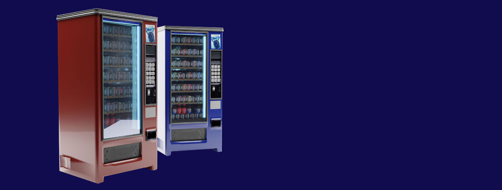Vending Equipments, Machines